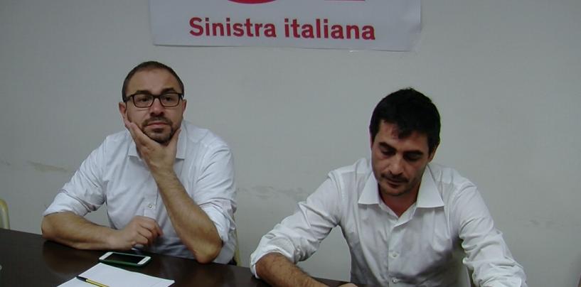 Sinistra Italiana, Nicola Fratoianni lunedì ad Atripalda