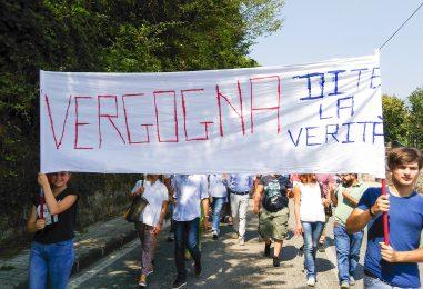 """VIDEO/ Centro autismo, Avellino si mobilita in corteo: """"Le istituzioni rompano il silenzio"""""""