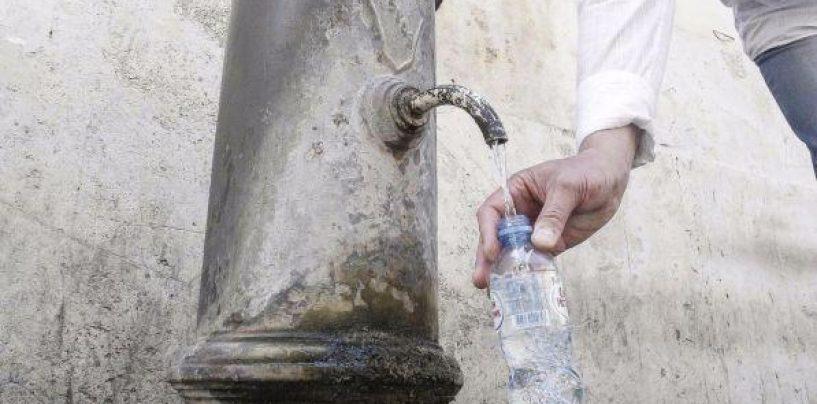 Cinque Stelle e Si Può, giovedì convegno sull'acqua pubblica