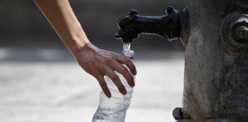 """Montoro, il MeetUp: """"Il Comune pubblichi le analisi sulla qualità dell'acqua"""""""