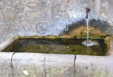 """Emergenza idrica. Filctem: """"L'acqua deve rimanere pubblica. Tutti facciano la loro parte"""""""