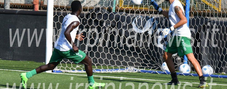 Avellino Calcio – Camarà scatenato nel test in famiglia. Gavazzi in campo