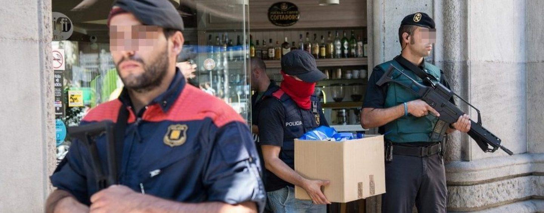 Camorra d'esportazione a Barcellona: c'è un irpino coinvolto