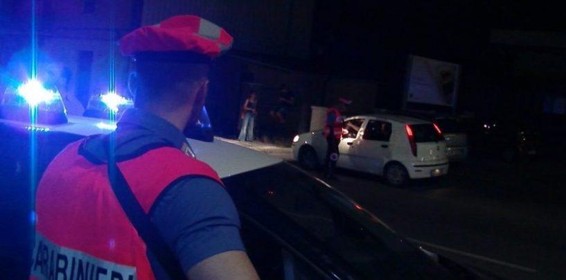 La scure dell'Arma sull'Irpinia: vasta operazione di controllo nel capoluogo