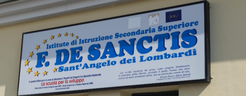 IIS De Sanctis, il Miur finanzia progetti di alternanza scuola-lavoro all'estero