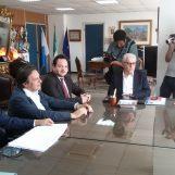 Comune, firmato il contratto con IrpiniAmbiente. Penna resterà assessore?