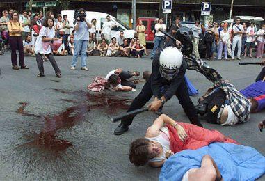 """""""G8 di Genova, una ferita profonda che continua a sanguinare"""": il ricordo di un irpino"""