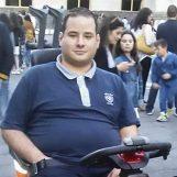 """VIDEO/ Parcheggi ai disabili, l'appello di Giovanni: """"Municipale ed Asl ci diano una risposta"""""""