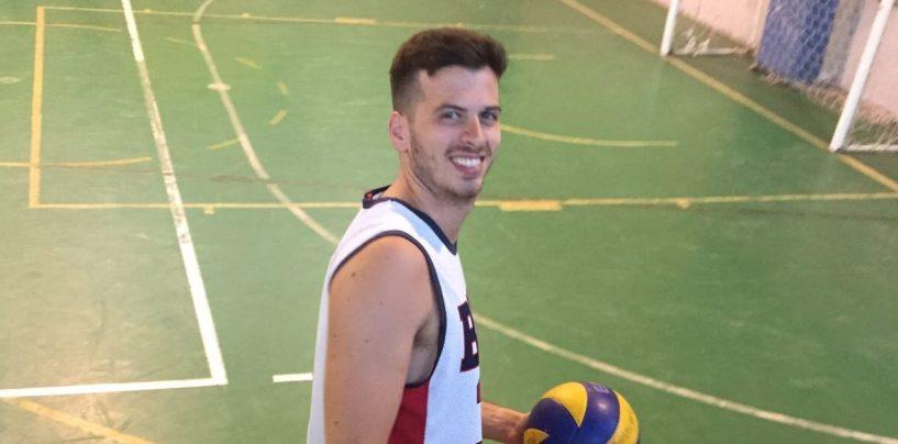 """Atripalda Volleyball, al centro c'è Andrea Silvestri: """"Stregato dal progetto importante"""""""