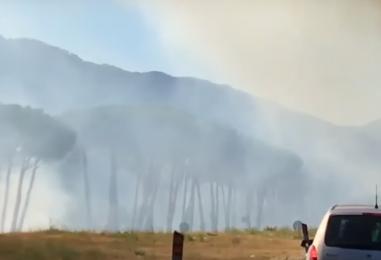 Emergenza incendi: il dirigibile antincendio può risolvere il problema