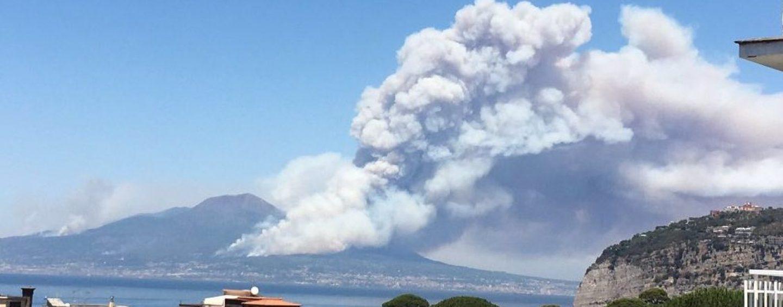 Lavoratori forestali maltrattati, ma protagonisti nello spegnimento dei roghi in Campania