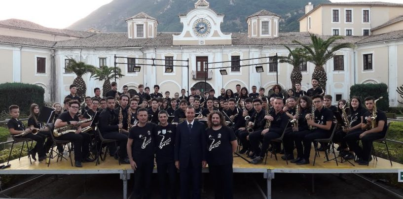 Castellarte, 50 giovani musicisti per il Centro per l'autismo di Avellino