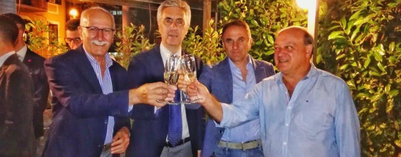 AIA di Avellino, gli arbitri irpini festeggiano i successi e le promozioni stagionali