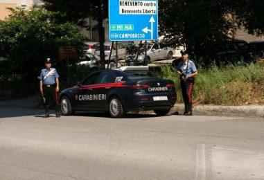 Controlli straordinari a Benevento: 8 denunce per reati vari