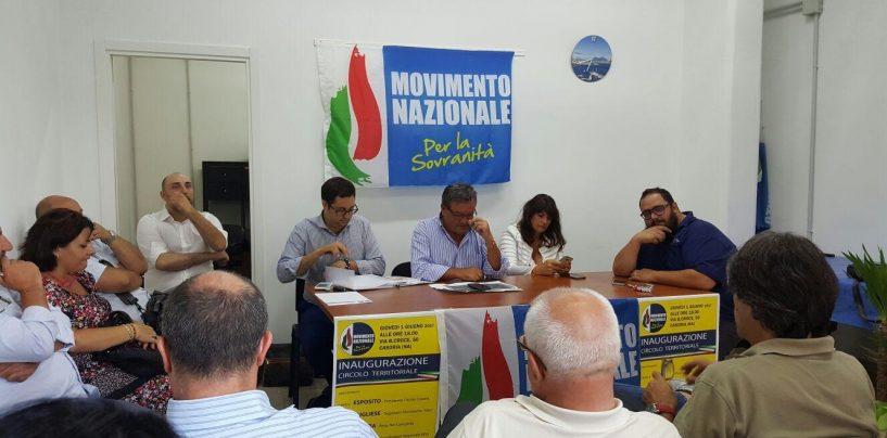 """Dimissioni Foti, il Movimento Nazionale per la Sovranità: """"Speriamo che stavolta faccia sul serio"""""""