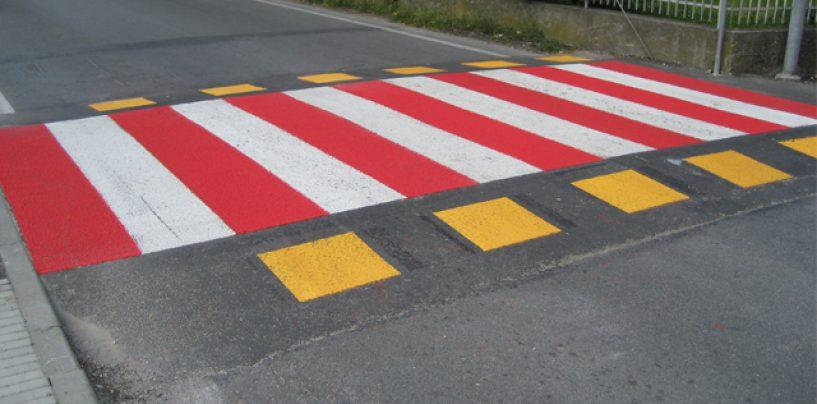 Passaggi pedonali e segnaletica stradale, iniziati i lavori alla frazione Bellizzi di Avellino