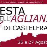 """Al via la 13^""""Festa dell'Aglianico di Castelfranci"""", dal 26 al 27 Agosto"""