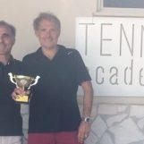 """All'Academy, Peretti """"sposa"""" l'Irpinia anche nel tennis"""