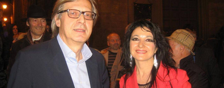 """Fasci di luce"" a Grottaminarda, intervista all'artista Pietra Barrasso"