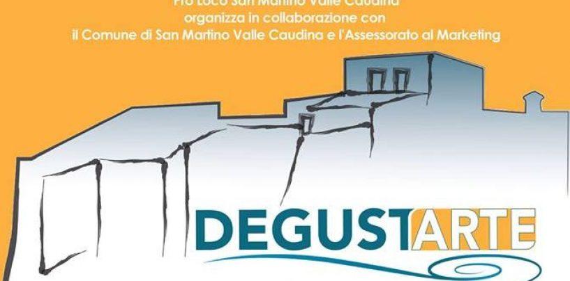 """""""Degustarte"""", a San Martino Valle Caudina si valorizzano le eccellenze del territorio"""