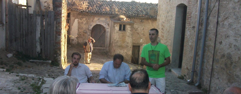 Calitri, cala il sipario sulla collettiva d'arte a Borgo Castello