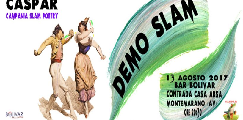 La Slam Poetry sbarca in Irpinia