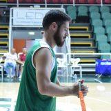 """VIDEO/ """"Un Del Mauro carico ad ogni partita"""": l'augurio di Lorenzo D'Ercole"""
