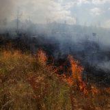 Non si fermano gli incendi in Irpinia, la mappa di quelli odierni