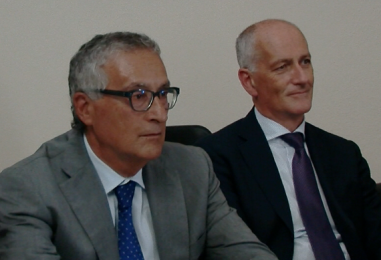 """VIDEO/ """"Alta Irpinia attenzionata dalle mafie"""": il monito del Procuratore Antimafia"""