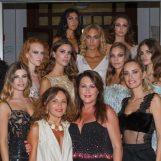 Gli abiti della stilista irpina Tersige Cerrone protagonisti all'ArtShow