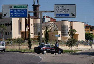 Benevento, 692 persone e 357 veicoli controllati a Ferragosto