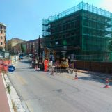 Disagi ponte della Ferriera: incentivi per i commercianti e luminarie anche a via Due Principati