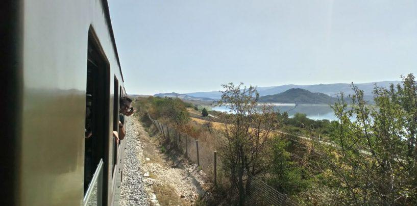 Avellino, tutti in carrozza: parte il treno didattico