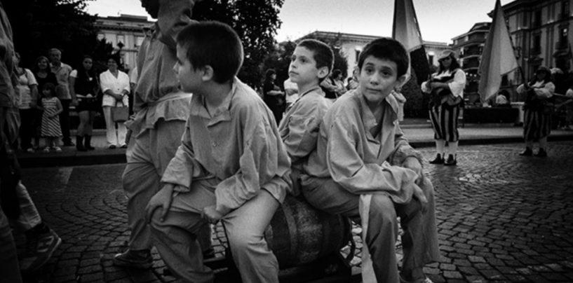 """""""Palio della Botte"""", la manifestazione continua con il """"Palio dei bambini"""""""