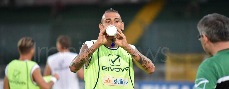 Avellino Calcio – Castaldo scatenato nel test in famiglia. Moretti si ferma