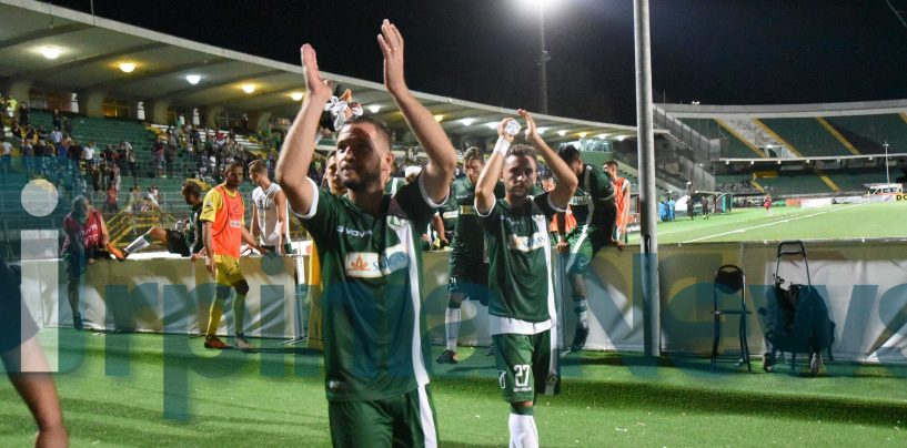 Avellino-Matera 1-0, la fotogallery