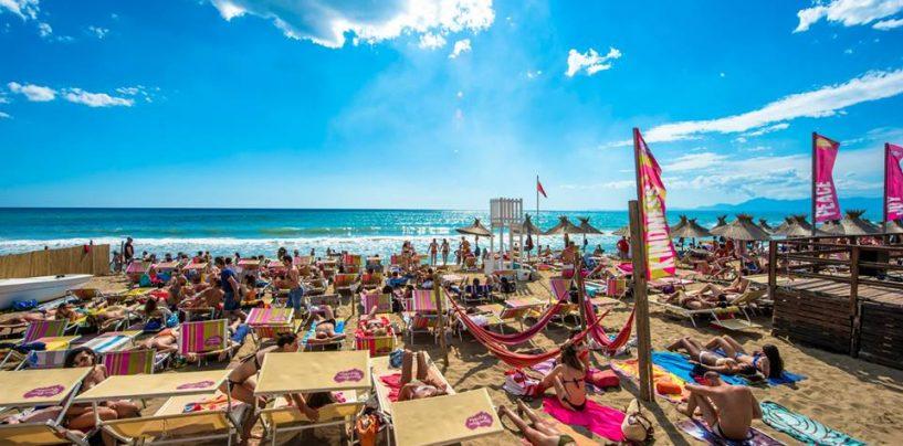 L'anteprima dell'Ariano Folk Festival sulle spiagge del Dum Dum Republic