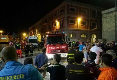 FOTO/ Terremoto Ischia, 2 morti e 39 feriti. Sono partiti i supporti da Avellino