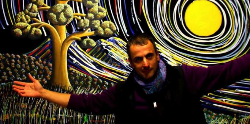 A Benevento Città-Spettacolo Luca Pugliese e il suo Cosmo sonoro in agorArte
