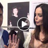 """VIDEO/ Backstage, tutti i segreti dei Vip. Nina Moric si confessa: """"Voglio fare il sindaco"""""""