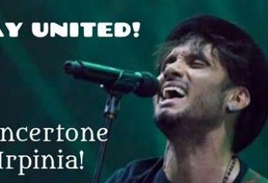 Attesa a Lioni per il concerto di Fabrizio Moro: ecco la probabile scaletta