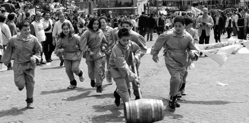 """""""Palio della Botte"""", si parte con la giornata dedicata ai bambini e le visite guidate"""