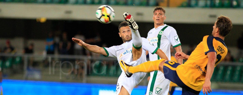 Avellino Calcio – Rizzato, si allungano i tempi di recupero. Si cambia modulo