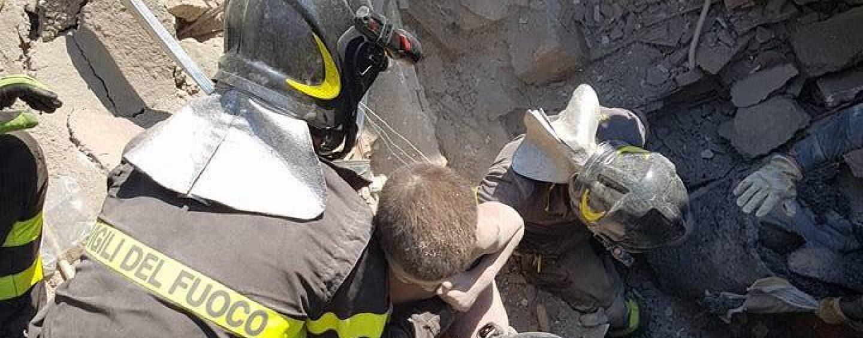 Terremoto: volontariato ed emergenza. Il 23 novembre l'Ingv di Grottaminarda ospita l'evento