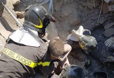 Sisma Ischia, chiusa la fase di urgenza: 42 i feriti, 15 ricoverati al Rizzoli