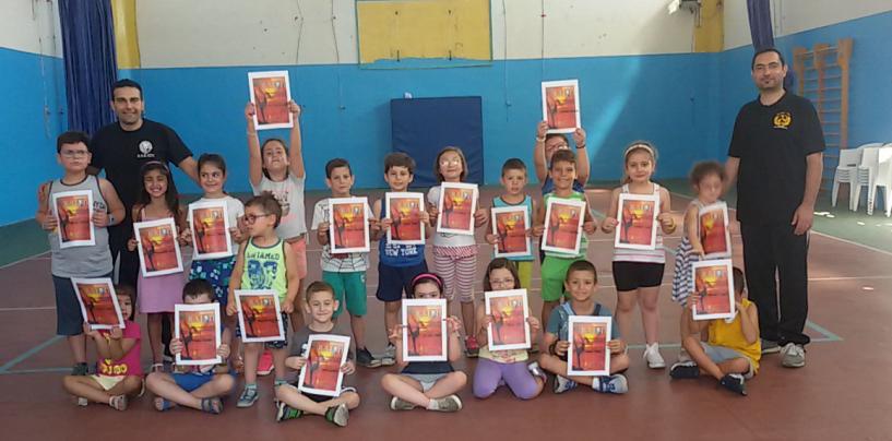 """Il Karate spiegato ai bambini, successo per l'iniziativa di """"A.s.d. Raion"""""""
