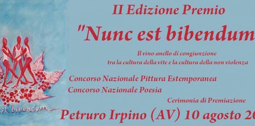 """""""Nunc est bibendum"""": si conclude a Petruro la 2^edizione del premio"""
