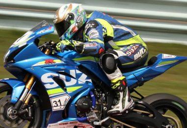 """Difficoltà per Vittorio Iannuzzo sul circuito di Assen: """"Setting troppo estremo per la gara"""""""