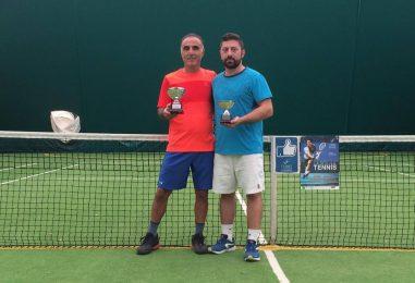 Tennis Academy Avellino, primo successo per Fernando Pizza