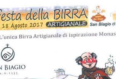 """L'estate a Serino non è finita, appuntamento con la """"Festa della Birra Artigianale"""""""